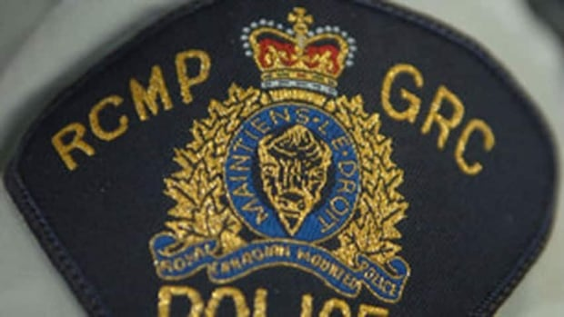 RCMP blame high winds for a semi that flipped on its side west of Portage la Prairie on Tuesday afternoon.
