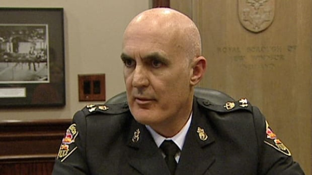 Windsor Police Chief Al Frederick is pleased with the latest stats on complaints against the Windsor Police Service.