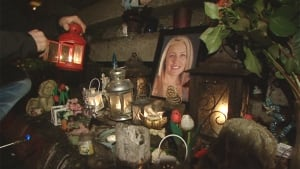 Charlene Reaveley roadside memorial