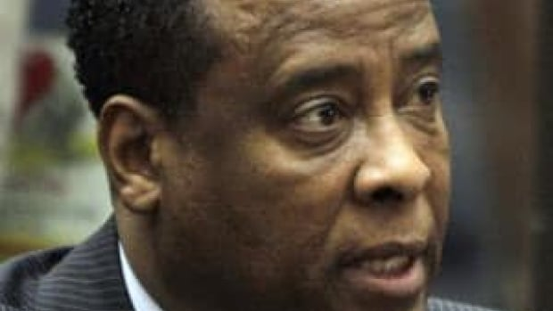 Dr. Conrad Murray, shown Jan. 25 in Los Angeles Superior Court, has pleaded not guilty to a charge of involuntary manslaughter in Michael Jackson's death.