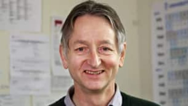 He's a former University of Toronto researcher whose work was snapped up by Google. Geoffrey Hinton is trying to create machines that can learn on their own... just like human beings.