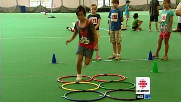 Ottawa researchers are developing a nation-wide test to gauge the fitness level of children.