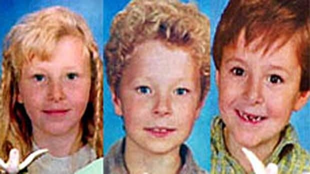 Allan Schoenborn admitted killing his children, 10-year-old Kaitlynne, eight-year-old Max and five-year-old Cordon, who were found slain in their mobile home in Merritt, B.C.