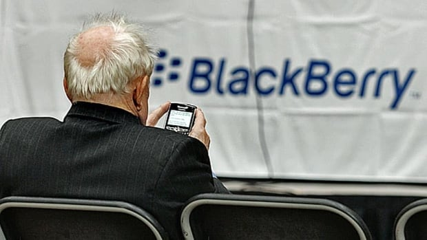 BlackBerry once had the corporate customer base locked up. But that support has eroded in recent years. (Reuters)