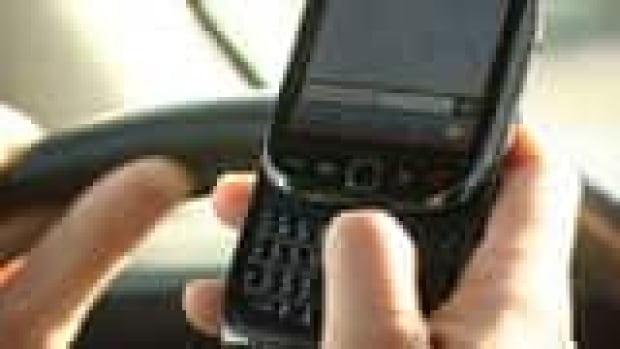 Police say talking and texting on cellphones are issues that haven't gone away.