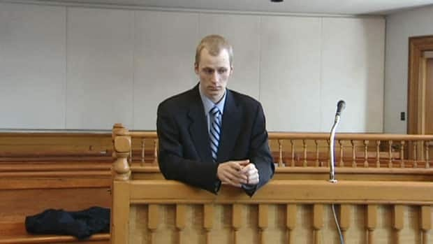 Colin Matchim was found guilty Tuesday of aggravated assault against his baby daughter.