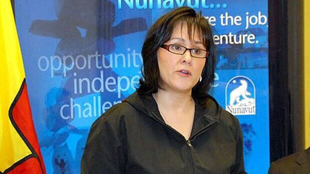 Health Minister Leona Aglukkaq, seen in Iqaluit Feb. 22, said in Ottawa Wednesday the government will fund training for 100 medical residents in rural areas.  (Health Canada/Marketwire/Canadian Press)