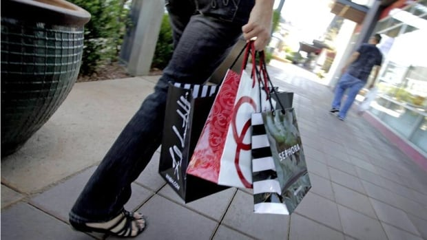 Consumer confidence fell in October due to the two-week government shutdown, according to a survey by the University of Michigan.