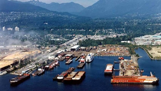 Seaspan Shipyards in North Vancouver has been awarded a $15-million contract to build B.C. Ferries' first cable ferry to service the route between Buckley Bay and Denman Island.
