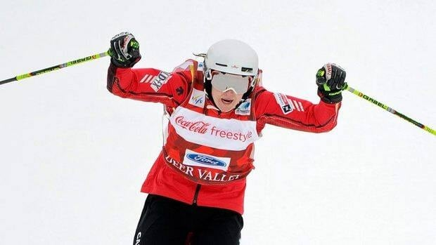 Kelsey Serwa had led a four-medal performance for Canada a day earlier.