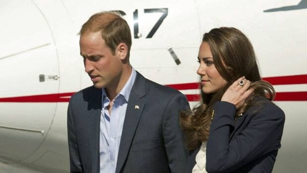 Prince William and Kate snatched some private time away from the royal tour, heading to the private Skoki Lodge in Banff National Park late Wednesday.