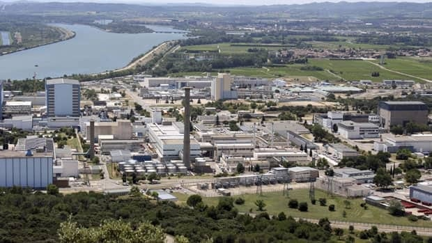 The French nuclear Marcoule site, scene of an explosion Monday, is in the Gard region of France, in Languedoc-Roussillon, near the Mediterranean Sea.