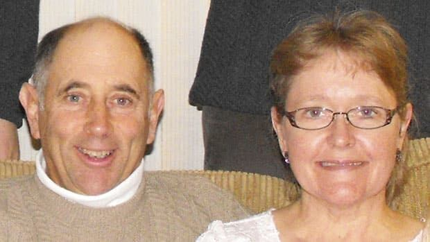 Canadian couple Albert and Rita Chretien are seen in this undated photo released by the RCMP.