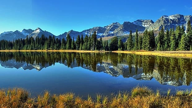 Willmore Wilderness Provincial Park in Alberta is still off the grid, with no wireless access.