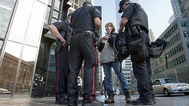 The Toronto Police Accountability Coalition says police should not perform strip searches as a matter of routine.