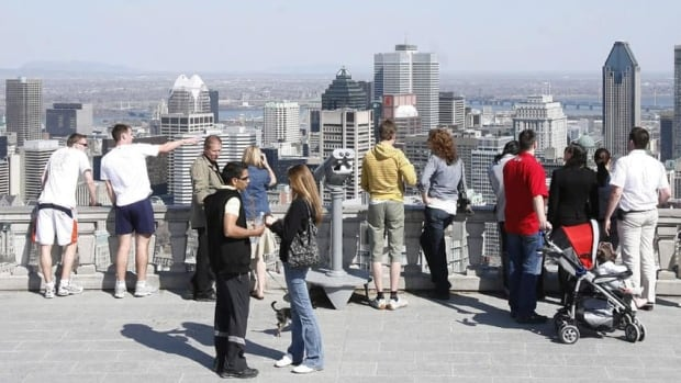 Half of the Montrealers polled said Montreal is not as good as it was five years ago.