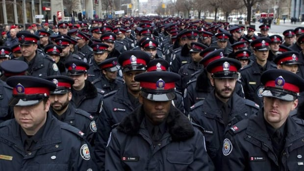Despite having among the most racially diverse forces in Canada, the Toronto Police Service still lags behind the diversity of its community.