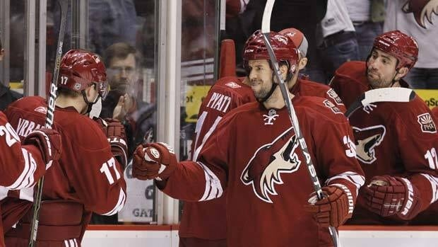 The NHL insists the Phoenix Coyotes will not be moving to Winnipeg after the playoffs.