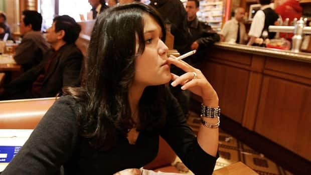 Breast cancer risk in a new study in the British Medical Journal rose the more women smoked and the longer they did so, researchers found. (Francois Mori/Associated Press)