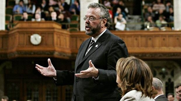Reg Alcock, seen in the House of Commons during question period in 2005, died on Friday at age 63.
