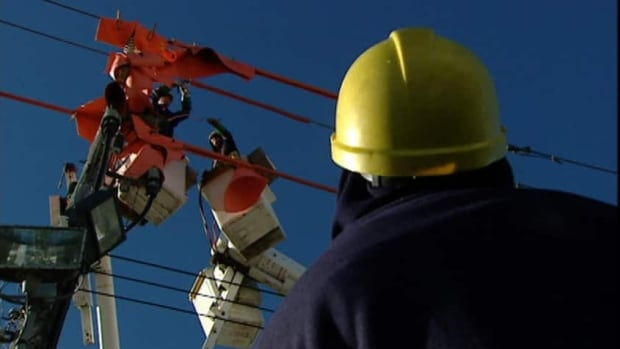 Nova Scotia Power is investigating whether to outsource some services, such as linemen, to cut costs.