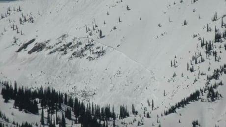Avalanche victim IDed as Jay Quayle of Lloydminster, Sask.