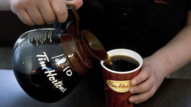 Tim Hortons third-quarter revenue came in nearly a million dollars ahead of