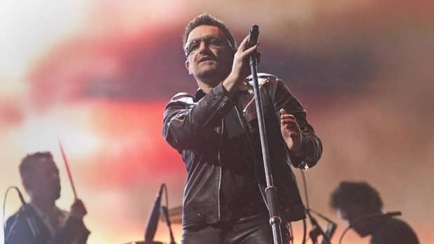 Springhill, N.S., residents are hoping U2 plays a tribute song to the 1958 mining disaster when the band plays in Moncton on Saturday. (Canadian Press)