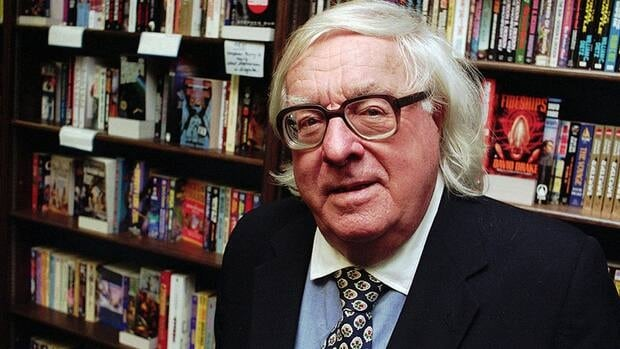 Ray Bradbury, seen in 1997, has finally allowed his dystopian classic Fahrenheit 451 to be published in digital format.