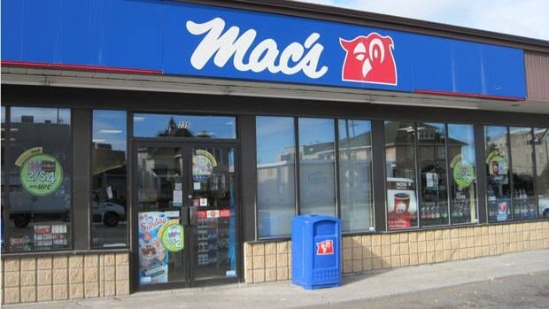 Mac's security head for central Canada says: 'We're not a bank. Our employees do not have access to safes or ATMs.'