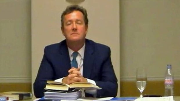 CNN celebrity interviewer Piers Morgan refused to disclose details about his most damning link to Britain's phone hacking scandal: an acknowledgment that he once listened to a phone message left by Paul McCartney for his then wife Heather Mills, in court on Dec. 20. (Reuters TV)