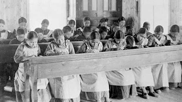 It is estimated that about 150,000 aboriginal, Inuit and Métis children were removed from their communities and forced to attend residential schools.