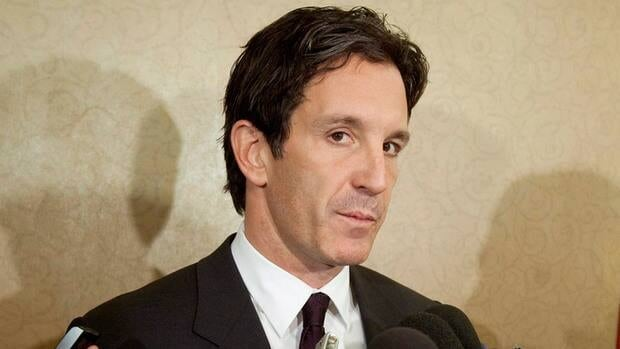 Brendan Shanahan, shown in this November 2010 file photo, reacted strongly to complaints from the Sabres on Monday after he elected not to suspend Bruins forward Milan Lucic for his collision with Buffalo's Ryan Miller.