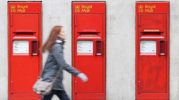 Friday was the first day of trading for newly privatized U.K. postal service, and strong investor interest had some critics accusing the British government of undervaluing the 500-year-old state asset.