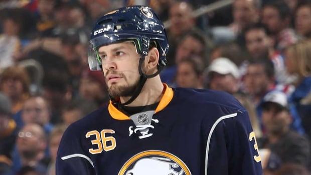 Buffalo Sabres tough guy Patrick Kaleta was originally selected in the sixth round of the 2004 NHL Entry Draft.