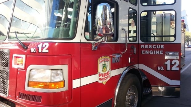 The Saskatoon Fire Department is asking drivers to pay attention to flashing lights around its stations.
