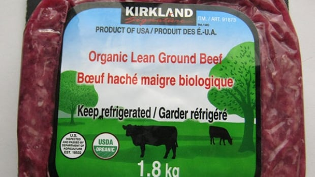 The CFIA is warning people of a voluntary recall due to worries over E.coli in beef sold in Western Canadian Costco stores. (CFIA)