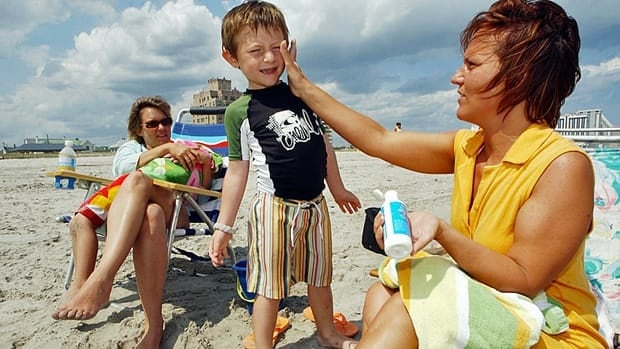 There are more than a dozen sunscreen applications to choose from including sprays, dry oils, powders and wipes.
