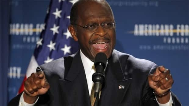 Businessman and radio host Herman Cain announced his candidacy for the U.S. Republican presidential nod on May 21, and recently has rocketed to front-runner status.