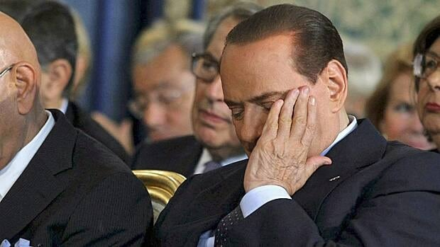 Italian Prime Minister Silvio Berlusconi has pledged to step down, but optimism in markets was short-lived.