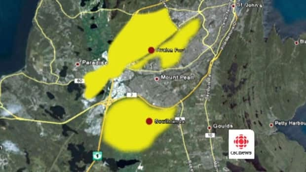The City of St. John's intends to oversee development in two large swaths of land within its borders.