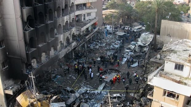 Sixteen bombs went off across Baghdad Dec. 22, renewing concern that Iraq could once again see a bloody Sunni-Shia conflict, now that American forces have left the country.