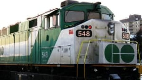 Kitchener GO Transit layover facility planned for Shirley Ave. - CBC.ca