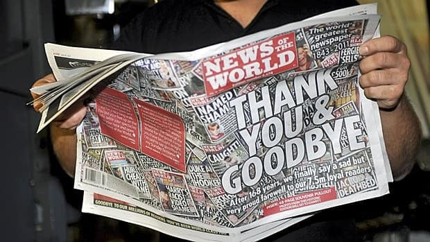 The final edition of the News of the World contained a crossword with hidden messages savaging News International chief executive Rebekah Brooks, the now-shuttered tabloid's embattled former editor.
