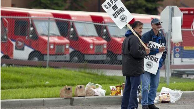 Canada Post Strike