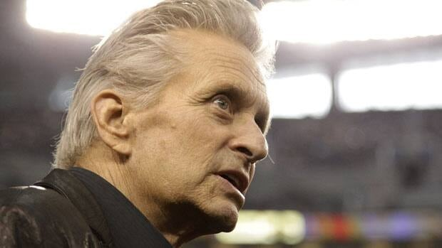 Michael Douglas, shown Feb. 6, will headline a May fundraiser in Montreal for head and neck cancer.