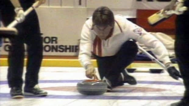The funeral for Jim Sullivan, pictured here during the World Juniors, will be held in Saint John on Friday.