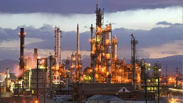 Suncor says securing access to markets in eastern Canada and the U.S. coast is a key to future profitability.