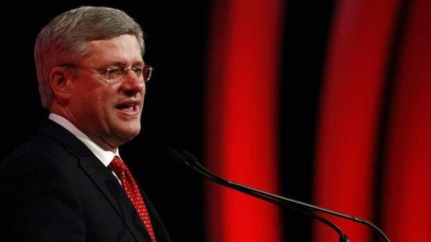Prime Minister Stephen Harper, speaking in Perth, Australia, said Thursday that only a big move in Europe would assure skittish markets.