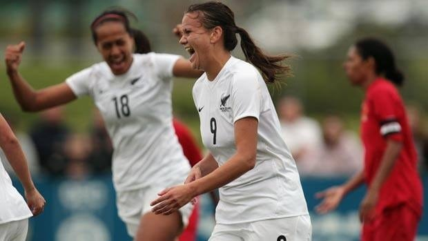 New Zealand enters the Women's World Cup as the reigning Oceania champions.